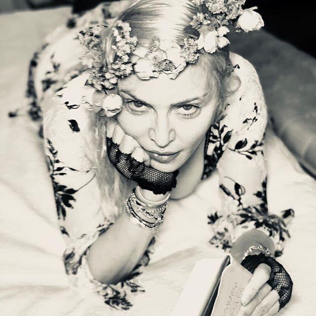 Des implants fessiers pour Madonna ?